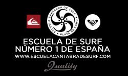 Escuela Cantabra de Surf / Surf School of Cantabria en Somo
